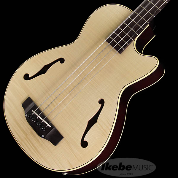 K.Yairi 《K.ヤイリ》 IKB-1 CTM Fretted (NAT) [IKEBE Order Model]【次回8月~9月入荷予定】