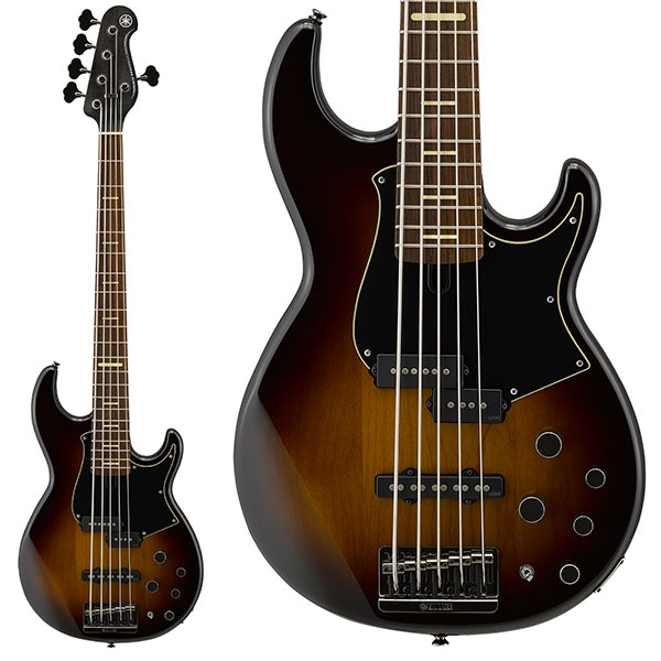 YAMAHA 《ヤマハ》 BB735A (Dark Coffee Sunburst)