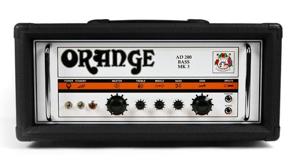 Orange 《オレンジ》 AD200 BASS/Mk3 (BLACK)【特価】
