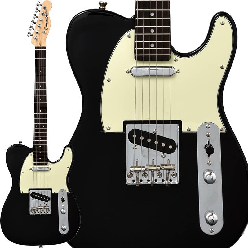 Compact Guitar CTL-60s (BLK/R) [本格派スモールサイズ・エレキギターの決定版!コンパクトギター!]
