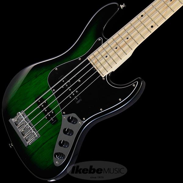 Sadowsky Guitars 《サドウスキー・ギターズ》 Ikebe Original MV5LE Limited Edition Burst/Black Rim (GRB) 【即納可能】【期間限定Porta Bagグレードアップキャンペーン】