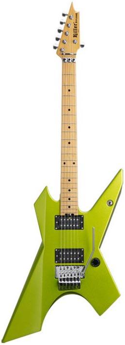 Killer 《キラー》 KG-EXPLODER (Metalic Green)