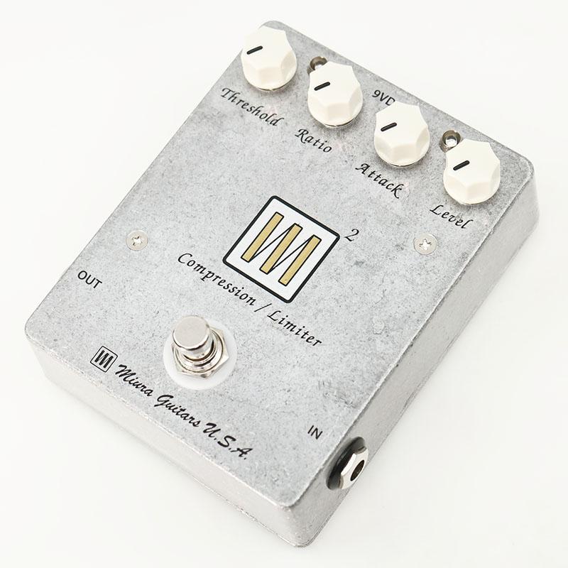 Miura Guitars U.S.A. M2 Compressor/Limitter