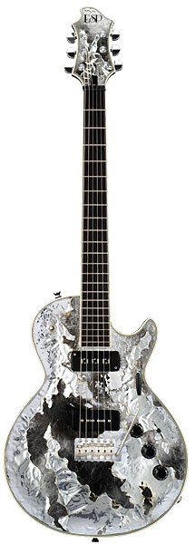 ESP ECLIPSE S-V BRILLIANT -MIXEDNEDIA- [SUGIZO Model] 【受注生産品】