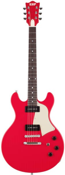 ESP Bricoleur (Fiesta Red) 【受注生産品】