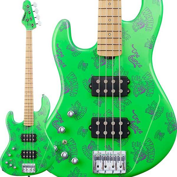 Edwards 《エドワーズ》 E-助平 Left Hand Model (Green) [WANIMA KENTA Model] 【受注生産品】