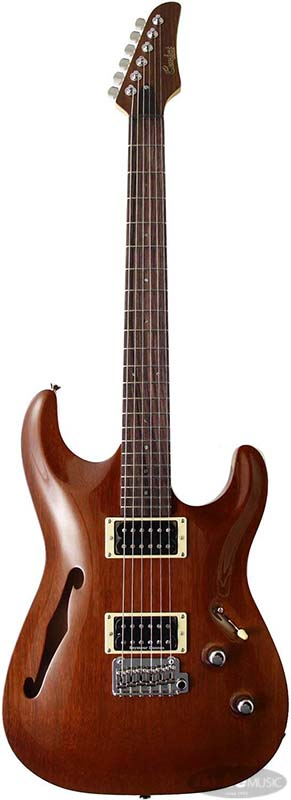 Combat《コンバット》 ST WARM Bolt-On Mahogany (See Through Brown) 【S/N:60283】