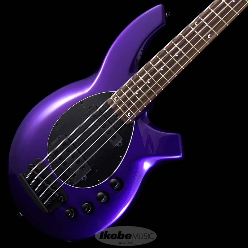 MUSICMAN 《ミュージックマン》 Bongo 5 HS (Firemist Purple)
