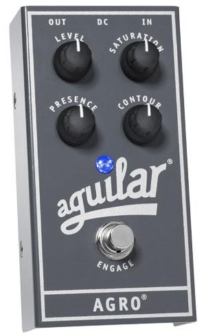 Aguilar 《アギュラー》 AGRO [Bass Overdrive Pedal] 【新タイプ】