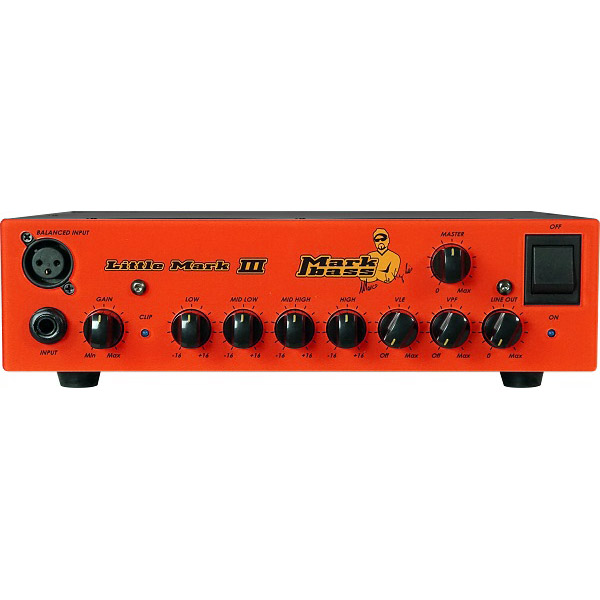 Mark Bass 《マークベース》 Little Mark III Limited Color