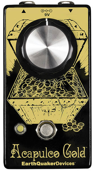 Earth Quaker Devices 《アースクエイカー デバイセス》 Acapulco Gold Power Amp Distortion 【即納可能】