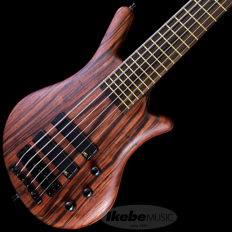 "Warwick 《ワーウィック》 Custom Shop Thumb Bass Bolt on 6st ""Hand-Selected Macassar Ebony Top"" (#K162649-17) 【Factory Order Model 豪華特典!】"