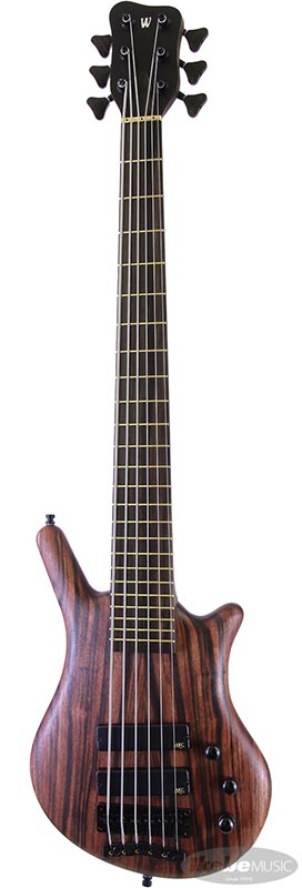 "Warwick 《ワーウィック》 Custom Shop Thumb Bass Bolt on 6st ""Hand-Selected Macassar Ebony Top"" (#K162649-17) 【Factory Order Model 豪華特典!】"