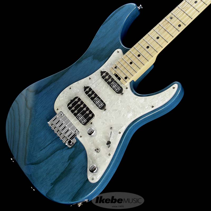SCHECTER 《シェクター》 EX-IV-24-STD-VTR (Indigo Ligt Blue/Maple)