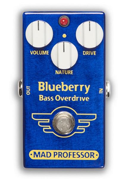MAD PROFESSOR 《マッド・プロフェッサー》 Blueberry Bass Overdrive