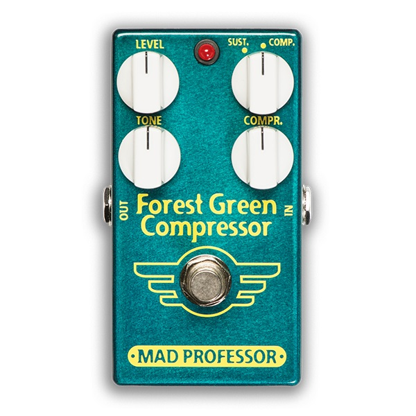 MAD PROFESSOR 《マッド・プロフェッサー》 Forest Green Compressor