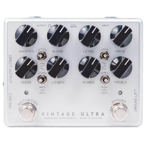 Darkglass Electronics 《ダークグラス》 Vintage Ultra V2