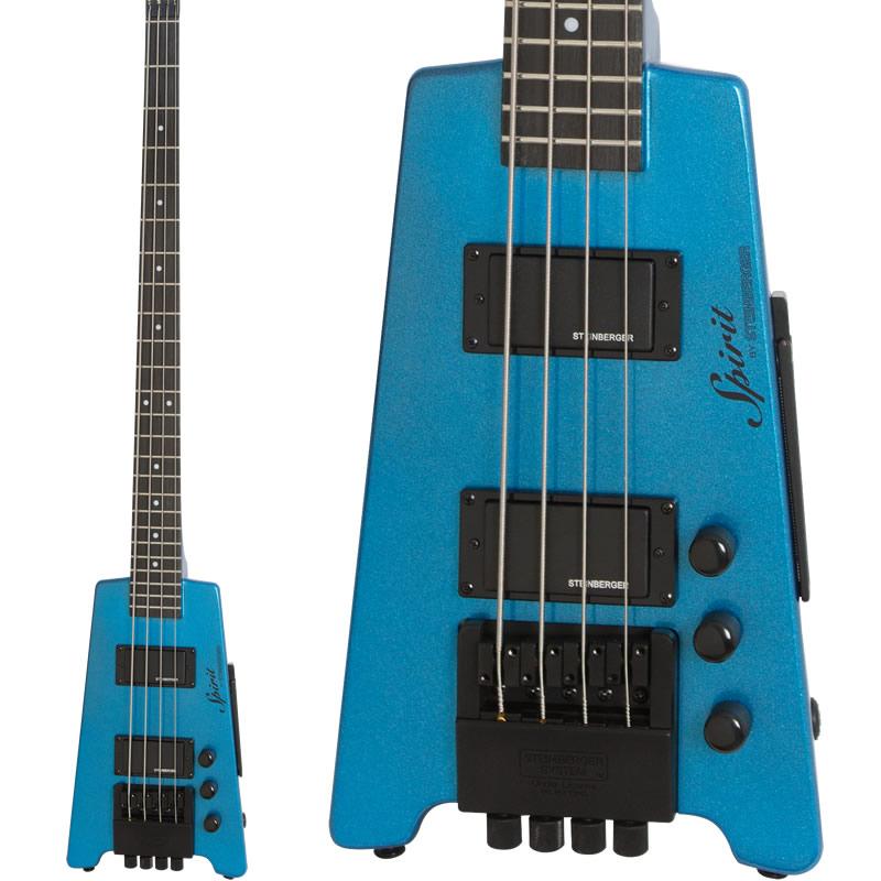 STEINBERGER 《スタインバーガー》 Spirit XT-2 STANDARD Bass (FB/Frost Blue)