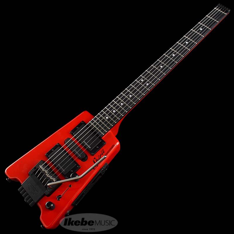 by STEINBERGER スタインバーガー》 (HR/Hot Spirit DELUXE Red) GT-PRO Rod by SPIRIT 《スピリット