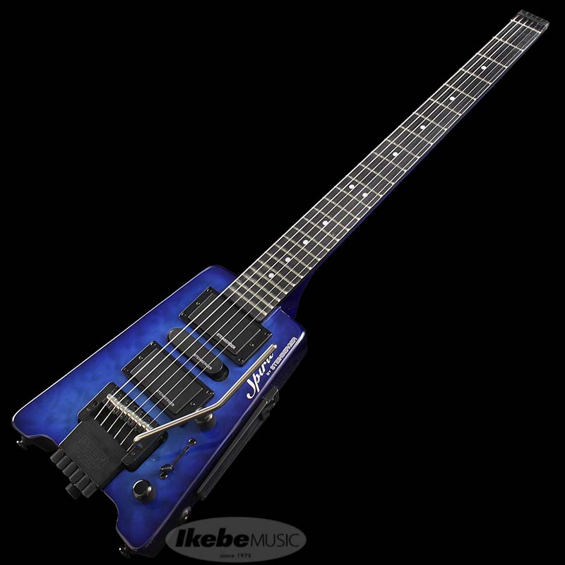 "SPIRIT by STEINBERGER 《スピリット by スタインバーガー》 Spirit GT-PRO ""QUILT TOP"" DELUXE (TL/Trans Blue)"