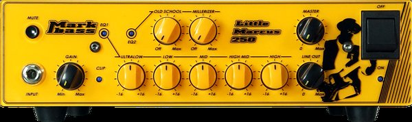 Mark Bass 《マークベース》 LITTLE MARCUS 250 【受注発注モデル】
