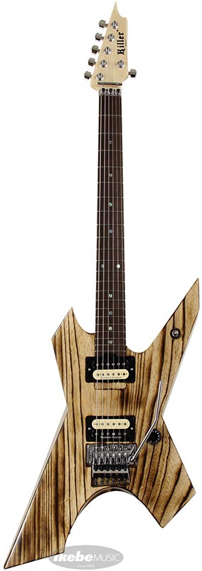 Killer 《キラー》 KG-PRIME Signature Ultimate (Natural Stripe) 【KG-908305】 【即納可能】