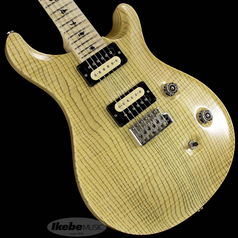 PRS 《ポール・リード・スミス/Paul Reed Smith》 Private Stock #5738 Custom24 Curly Swamp Ash Top / Curly Maple Neck Natural with Grain Filler【g_p5】