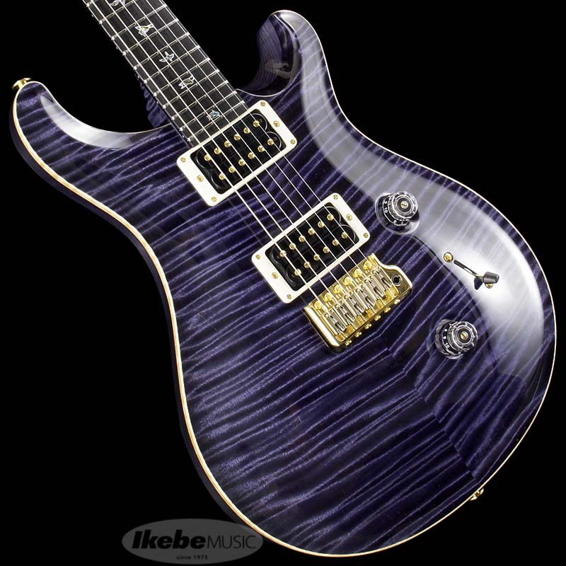 PRS 《ポール・リード・スミス/Paul Reed Smith》 Private Stock #7285 Custom24 Flame Neck Dark Purple