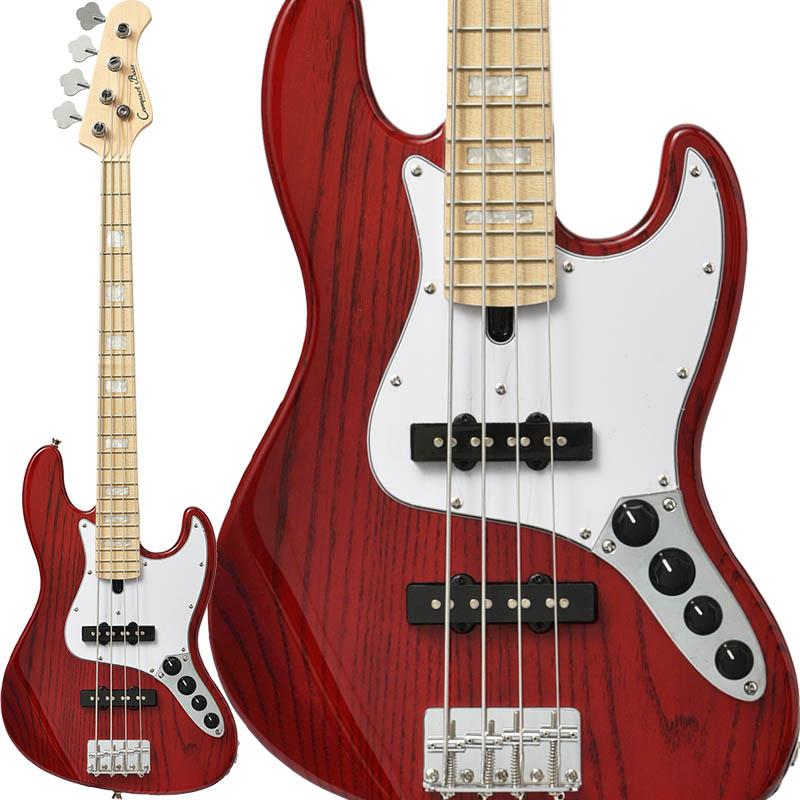 "Compact Bass コンパクトベース CJB-70s ASH/Active ""アクティヴ回路搭載仕様"" (STRD/M)"