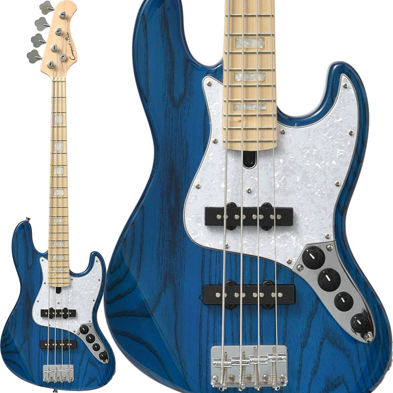 "Compact Bass コンパクトベース CJB-70s ASH/Active ""アクティヴ回路搭載仕様"" (STB/M)"