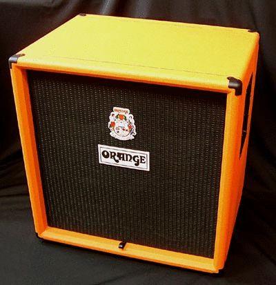 Orange 《オレンジ》 OBC410 【4×10BASS CABINET】 【ひなっち解体新書プレゼント!】