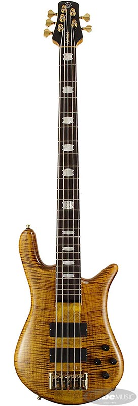 SPECTOR 《スペクター》 Euro 5 LX Premium Wood (Tyger Eye Gloss)