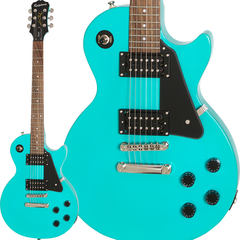 Epiphone by Gibson 《エピフォン》 Les Paul STUDIO (Turquoise)【数量限定エピフォン・アクセサリーパック・プレゼント】