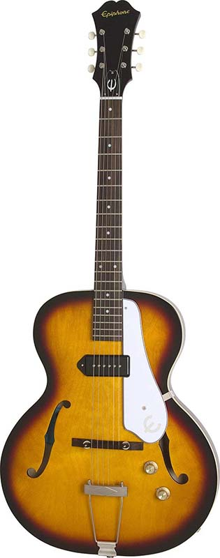 """Epiphone by Gibson 《エピフォン》 Inspired by """"1966"""" Century (Aged Gloss Vintage Sunburst)【数量限定エピフォン・アクセサリーパック・プレゼント】"""
