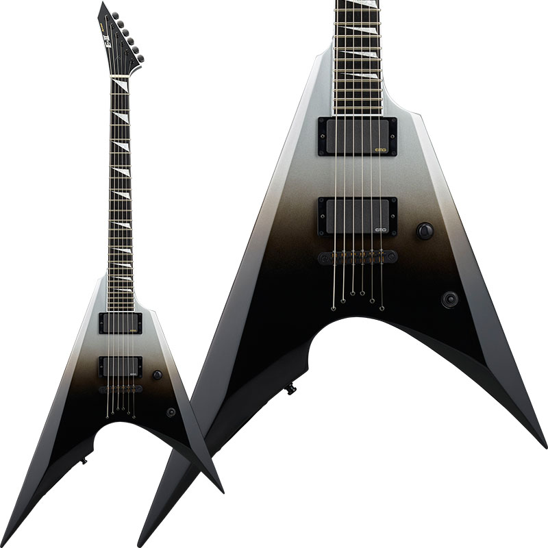 E-II ARROW-NT (Black Silver Fade) 【受注生産品】