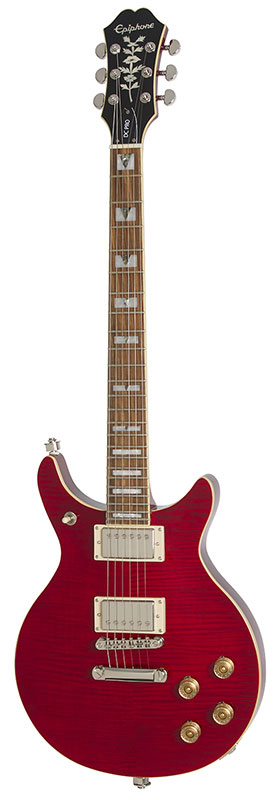 Epiphone by Gibson 《エピフォン》 Double Cut PRO (Black Cherry)【数量限定エピフォン・アクセサリーパック・プレゼント】