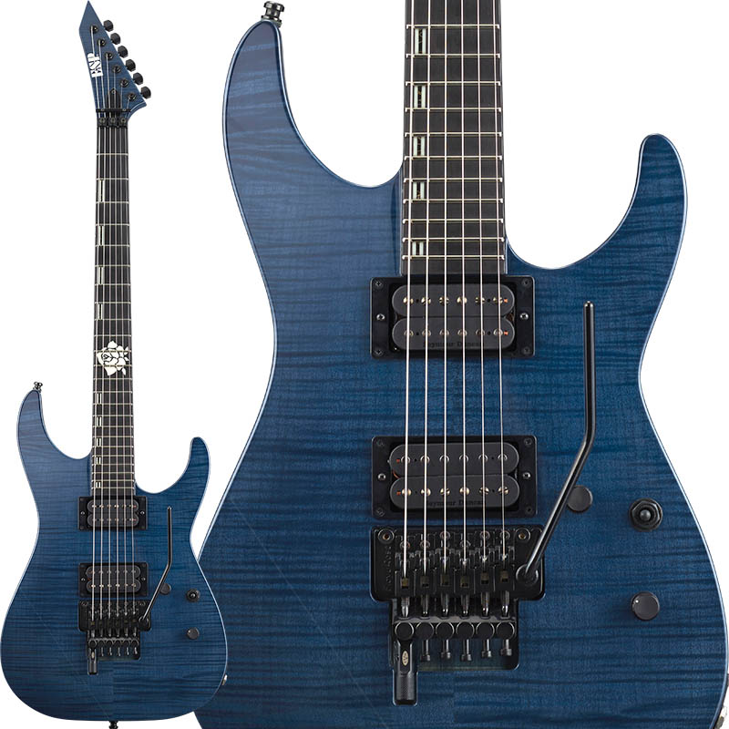 ESP ESP×BanG Dream! Collaboration Roselia Series 氷川紗夜 Model M-II SAYO II FR 【受注生産品】