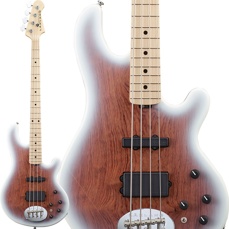 LAKLAND 《レイクランド》 Shoreline Series SL44-94 Deluxe Bubinga (Snow White Sunburst/M)