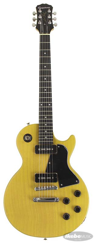 Epiphone by Gibson 《エピフォン》 Limited Edition Les Paul Special Single Cutaway [Bolt-on] (TV Yellow)【数量限定エピフォン・アクセサリーパック・プレゼント】