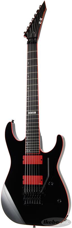 E-II M-II SEVEN (BLACK w/Red Binding)【即納可能】