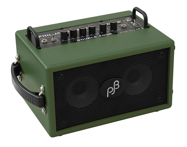 PJB(Phil Jones Bass) Double Four BG-75 [Multi Purpose Micro Bass Combo Amp] (Desert Green)