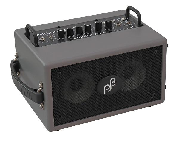 PJB(Phil Jones Bass) Double Four BG-75 [Multi Purpose Micro Bass Combo Amp] (Desert Gray)