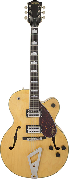 GRETSCH 《グレッチ》 Streamliner Collection G2420 Streamliner Hollow Body with Chromatic II Tailpiece (Village Amber)