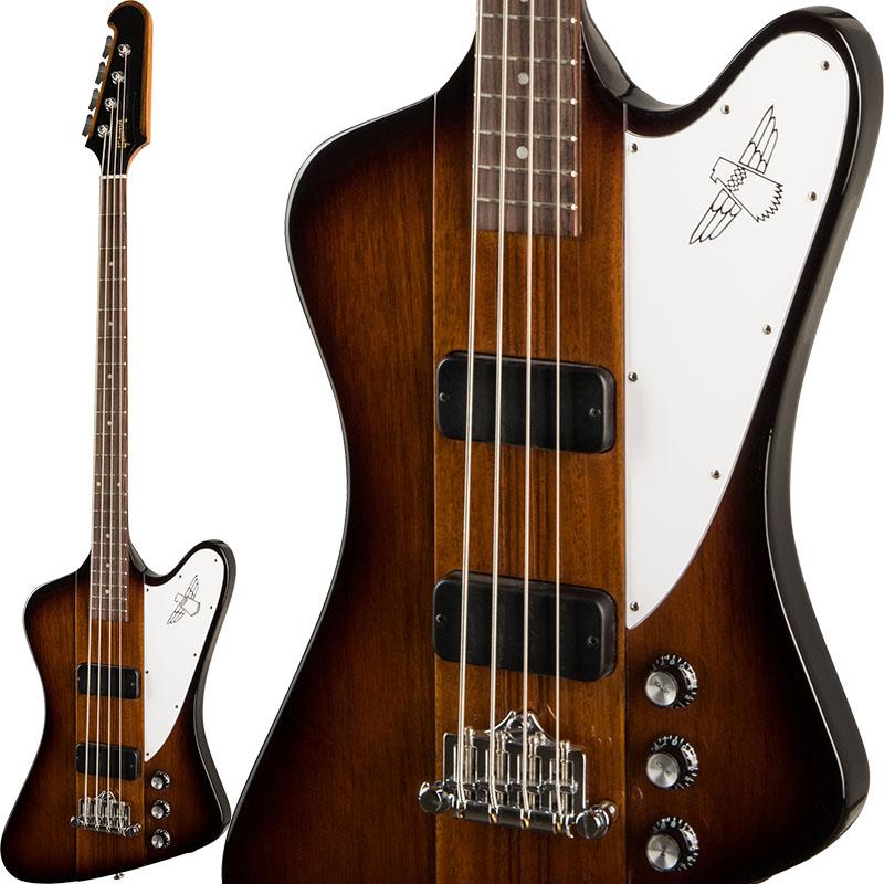 "Gibson 《ギブソン》 Thunderbird Bass (Tobacco Burst) 【数量限定""ギブソンロゴ入りトートバッグ""プレゼント!】 【数量限定""ギブソンロゴ入りピックケース""プレゼント!】 【ギブソン純正アクセサリーパック・プレゼント!】 【Gibson USA 新製品】"