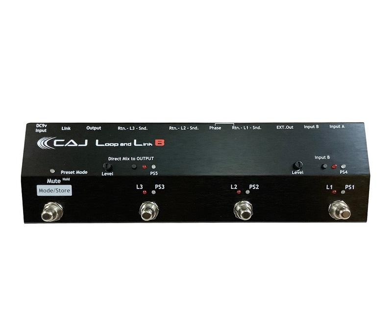 CAJ Loop and Link B
