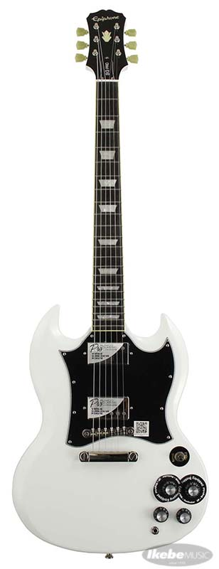 Epiphone by Gibson 《エピフォン》 Limited Edition 1966 G-400 PRO (Alpin White) 【新品チョイキズ特価品】
