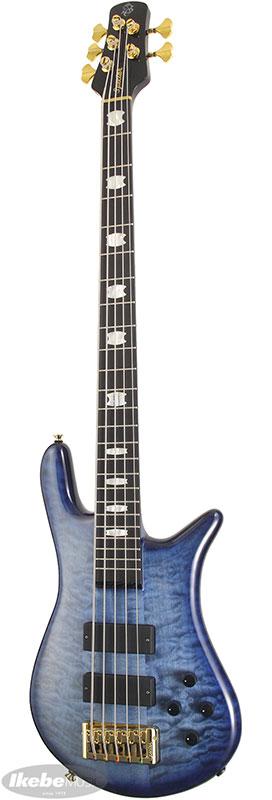SPECTOR 《スペクター》 Euro 5 LT (Blue Fade)