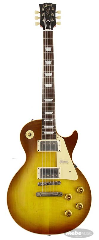 Gibson CUSTOM SHOP Historic Collection 1958 Les Paul Standard VOS Royal Teaburst 【SN.89595】【現地選定品】【g_p5】