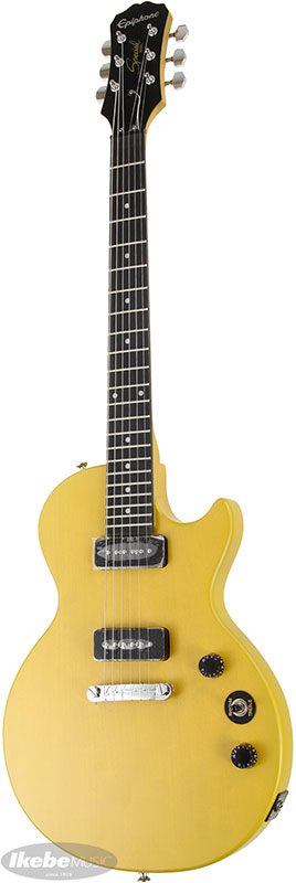 Epiphone by Gibson 《エピフォン》 Limited Edition Les Paul Special-I P90 (WT) 【特価】