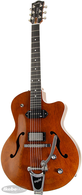 Godin 《ゴダン》 5th Ave Uptown Custom Havana Brown